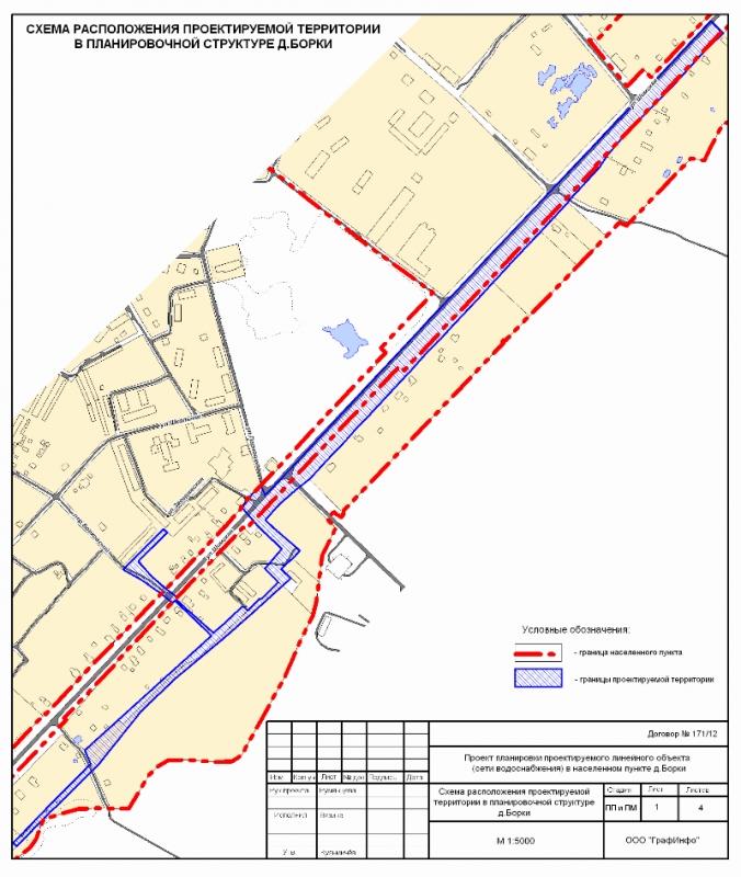 Проект Планировки Территории И Проект Межевания Линейного Объекта Образец - фото 2